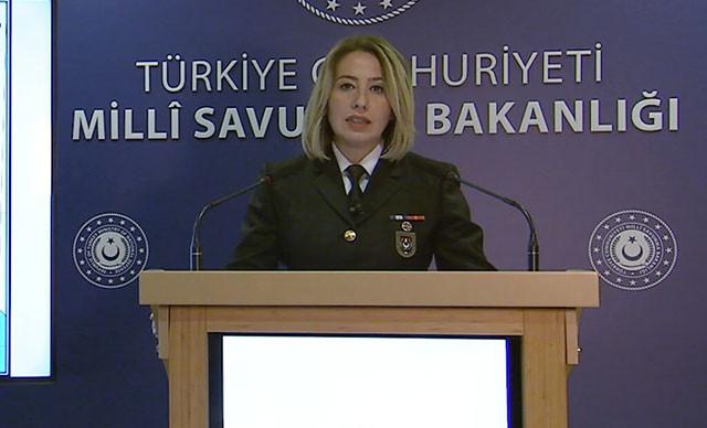Milli Savunma Bakanlığı'ndan NAVTEX açıklaması