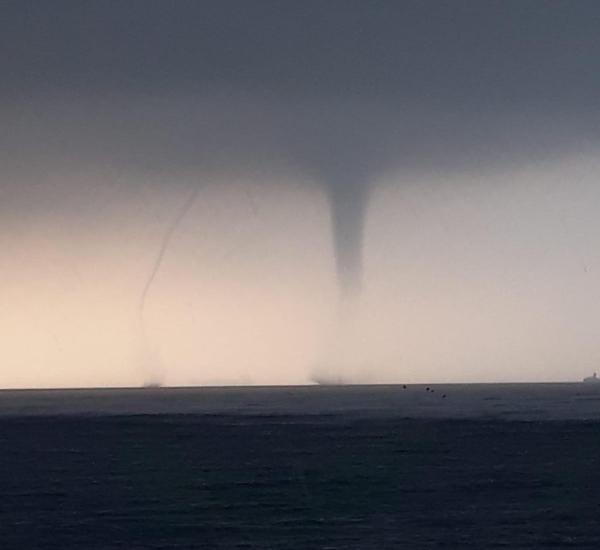 Marmara Denizi'nde hortum paniği! - Resim: 4