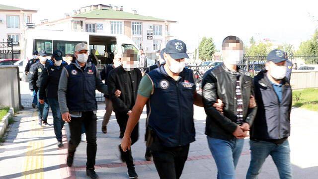 Burdur'da FETÖ operasyonu: 1 kişi tutuklandı