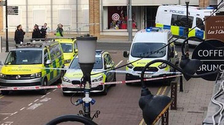 Londra'da bomba alarmı! Cadde boşaltıldı