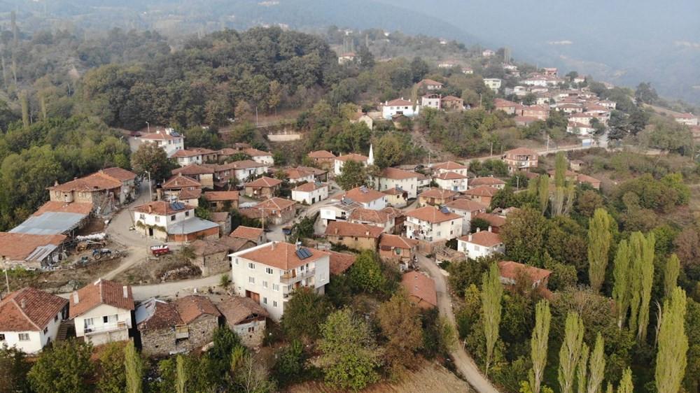 Bursa'daki bu köyde hiç koronavirüs vakası görülmedi! İşte nedeni...
