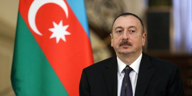Azerbaycan Cumhurbaşkanı Aliyev'den 29 Ekim mesajı