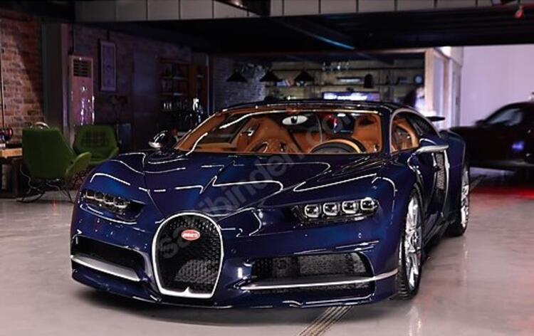 50 milyon liralık otomobil! İşte Türkiye'nin en pahalı arabaları