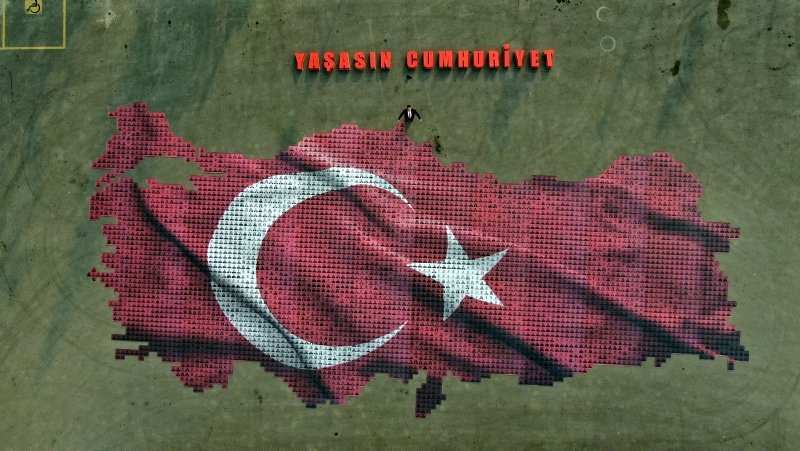 Yurdun dört bir yanında 29 Ekim Cumhuriyet Bayramı coşkusu!