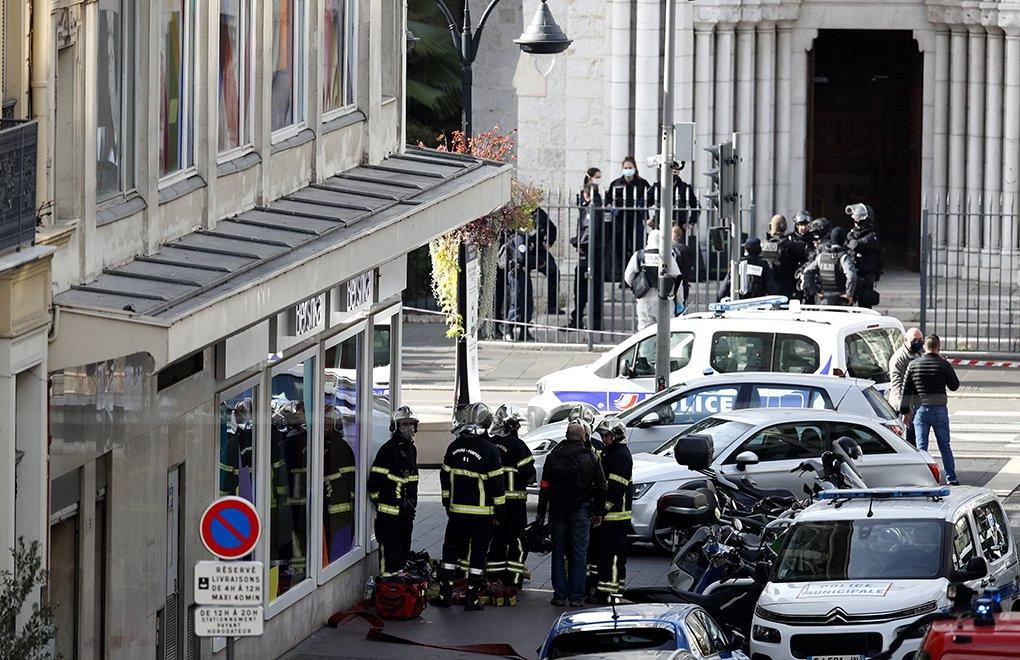 Türkiye'den Fransa'daki saldırıyla ilgili ilk açıklama