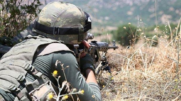 MSB: 5 terörist etkisiz hale getirildi
