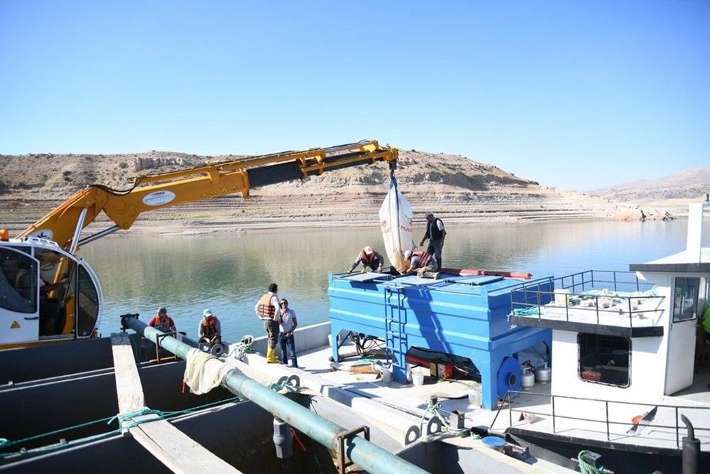 Denizi olmayan Kayseri'den Japonya ve Rusya'ya somon ihracatı