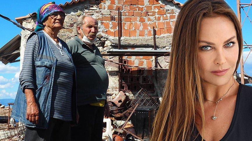 Hülya Avşar'ın satın aldığı iddia edilen adanın sakinlerinden sert tepki