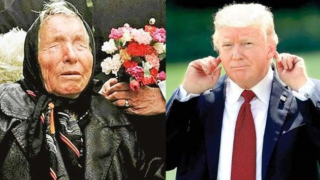 Baba Vanga'nın Donald Trump kehaneti tüyler ürpertti