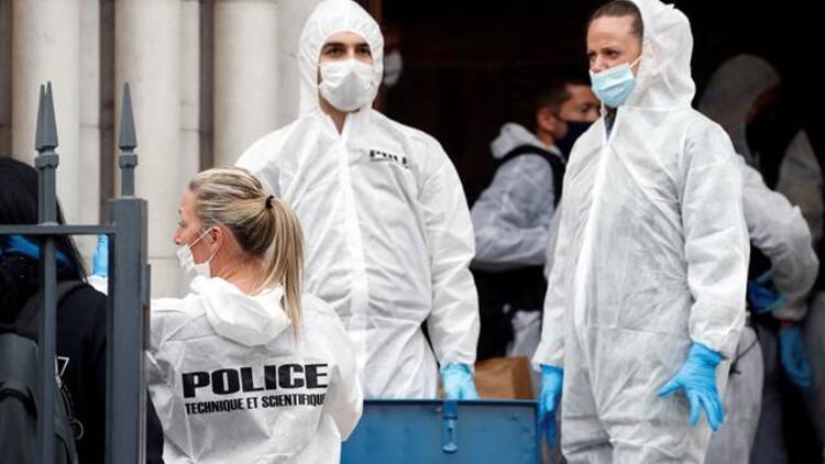 Fransa'da 3 kişiyi öldüren saldırganla ilgili yeni detaylar