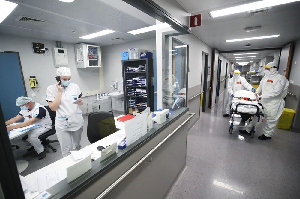 Koronavirüste korkutan rekor: Bir günde 545 bin vaka tespit edildi