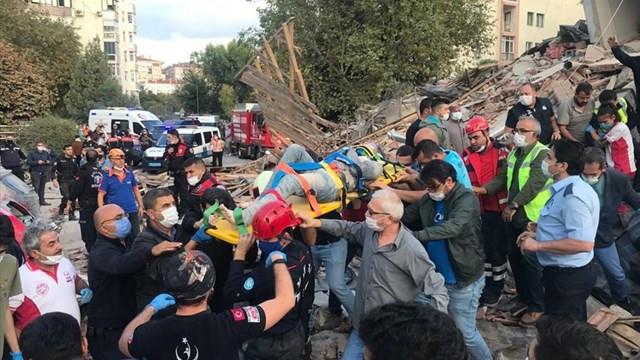 İzmir'deki deprem toplanma alanları!