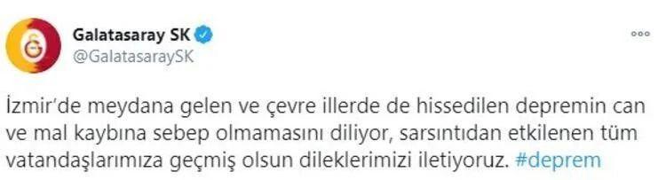 Spor dünyası İzmir için tek yürek oldu - Resim: 2