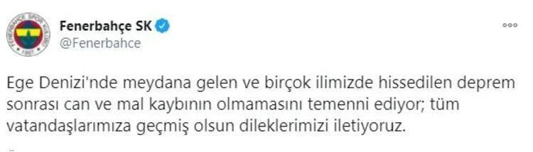 Spor dünyası İzmir için tek yürek oldu - Resim: 3