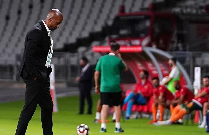 Trabzonspor'da Newton'ın görevine son verildi