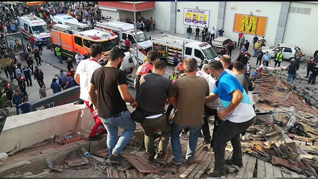 Bakanlar İzmir'deki son durumu açıkladı