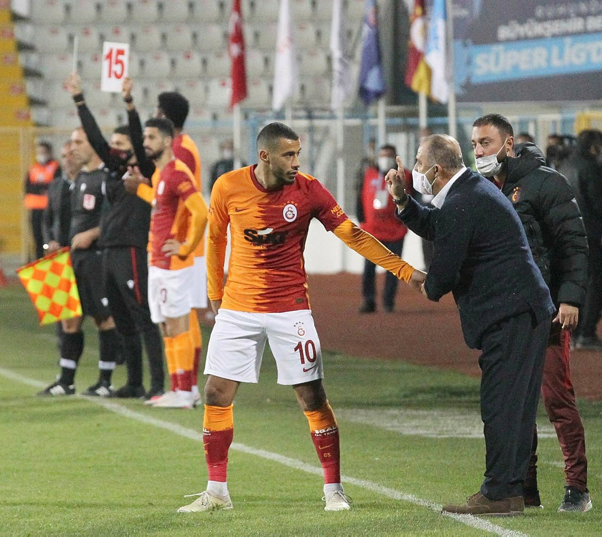 Fatih Terim Ankaragücü maçı 11'ini belirledi