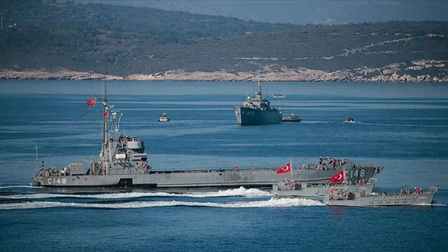 Ankara'dan Yunanistan'a NAVTEX tepkisi