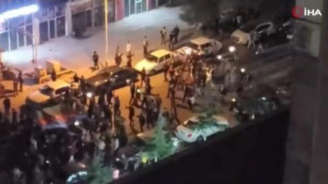 Azerbaycan ordusu Magadiz'e girdi, halk sokaklarda kutlama yaptı
