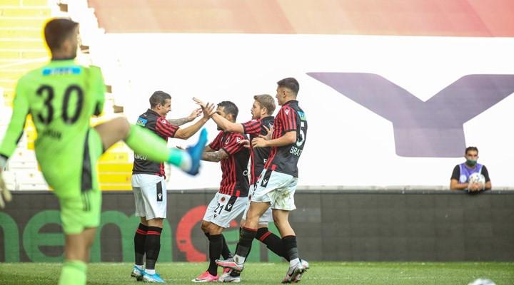 Beşiktaş, Gençlerbirliği karşısında da kaybetti