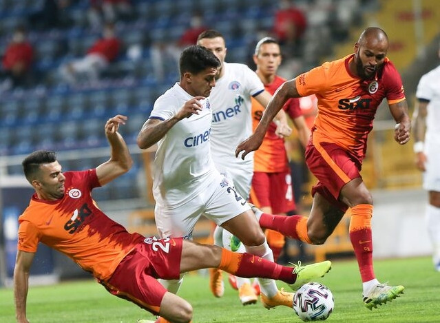 Galatasaray'a, Kasımpaşa darbesi!