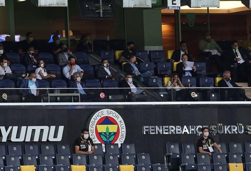 Fenerbahçe'de korkulan olmadı