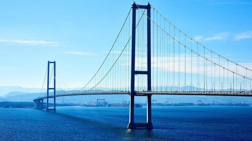 Geçiş garantili Osmangazi Köprüsü'nü işleten şirketin devlete borcu çıktı!