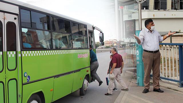 Yanına oturmasına izin vermeyen otobüs şoförünü boynundan bıçakladı
