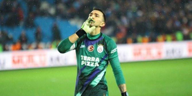 Galatasaray kaleci Muslera'nın lisansını askıya aldı