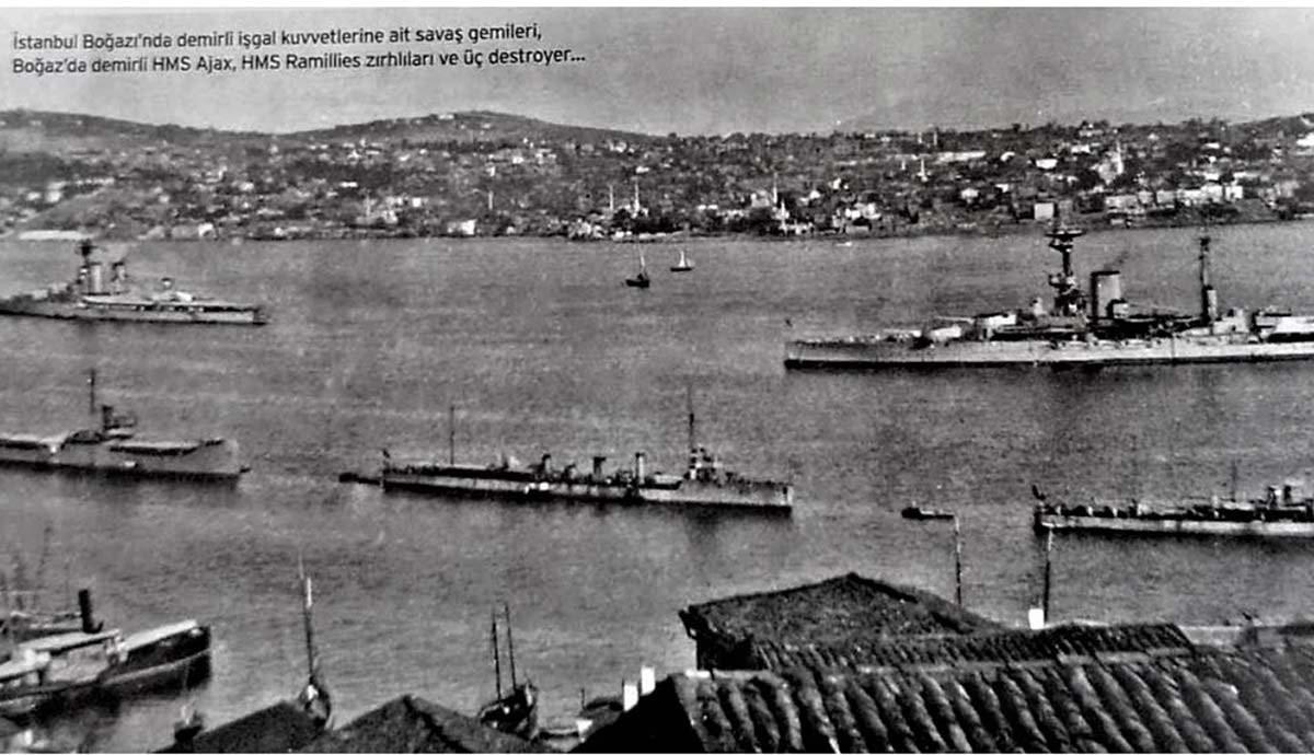 Bugün 6 Ekim, işgalcilerin İstanbul'dan ''geldikleri gibi gittikleri'' gün!