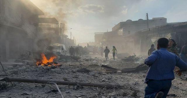 Suriye'nin kuzeyinde bombalı saldırı: 14 sivil öldü