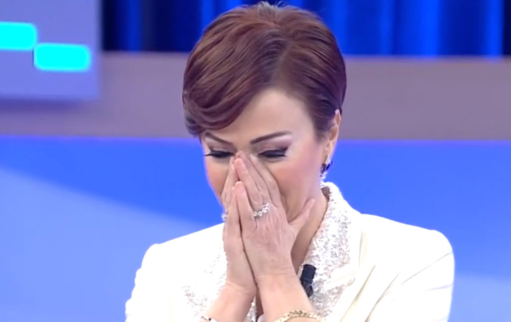 Didem Arslan Yılmaz canlı yayında gözyaşlarına boğuldu