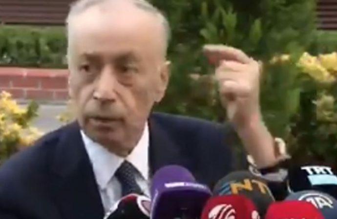 Mustafa Cengiz'in gafı gündem oldu