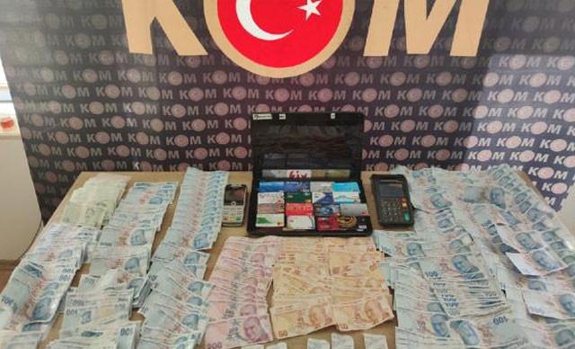 Günlük kazancı 38 bin TL'ydi... Polise yakalandı!