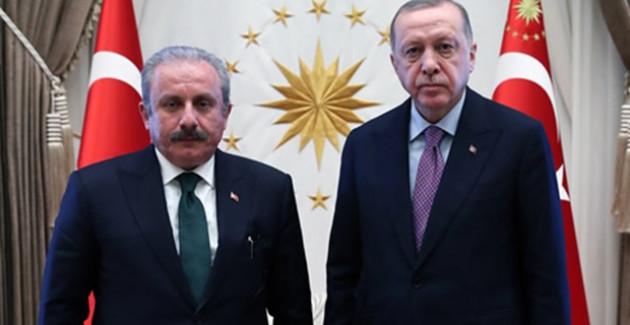 Saray ile Meclis karşı karşıya! Erdoğan imzaladı, Şentop uygulamadı