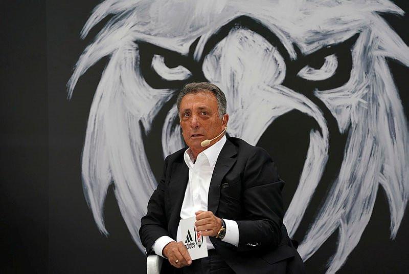 Beşiktaş Başkanı Ahmet Nur Çebi'den 7 futbolcuya sert sözler!
