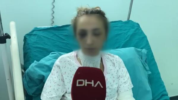 İstanbul'da dehşet! Eşine kabusu yaşattı!