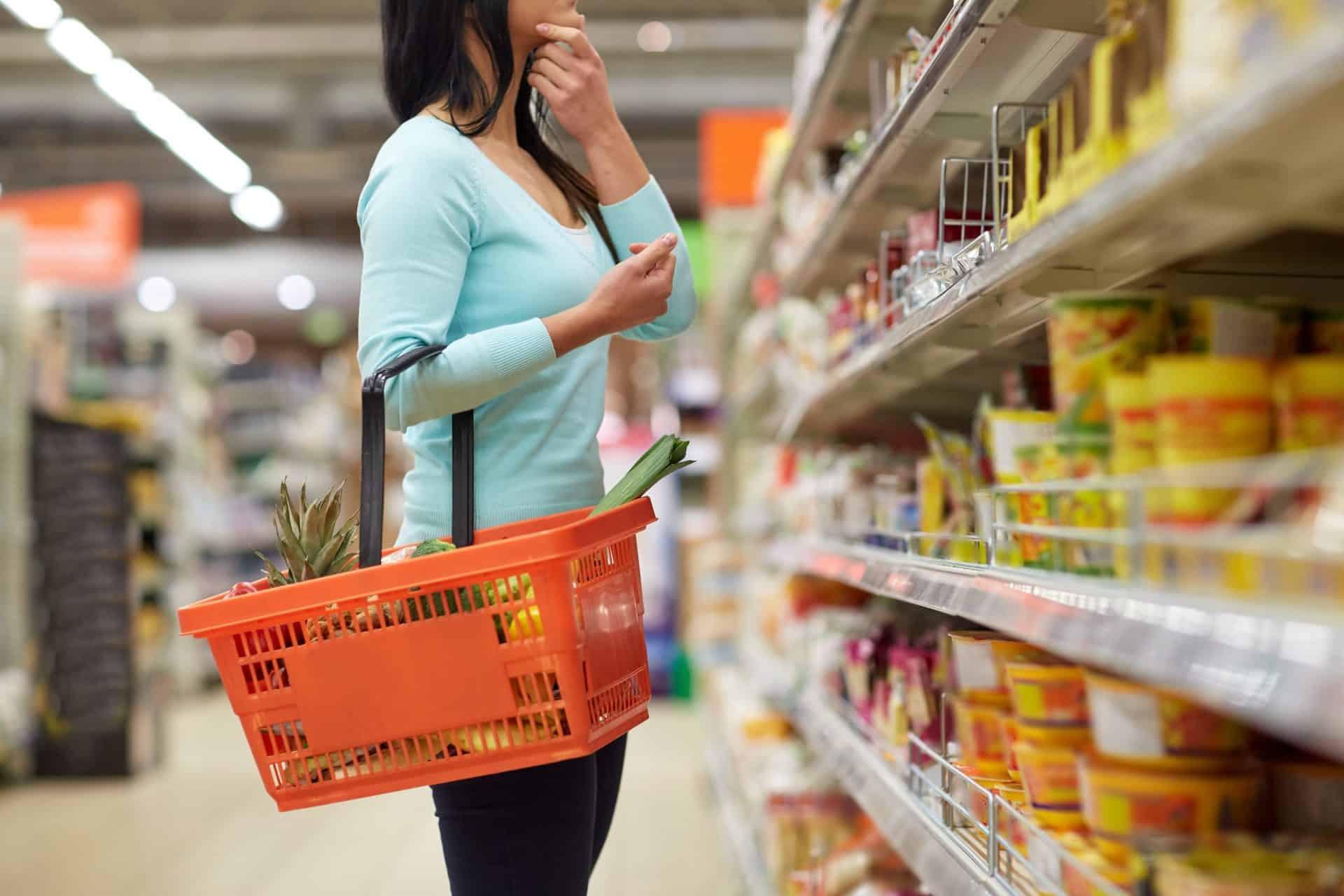 TÜİK verilerini unutun! İşte market sepetlerindeki gerçek enflasyon!