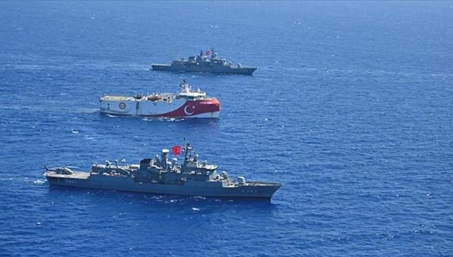Yunanistan ve Türkiye'den peş peşe NAVTEX ilanı