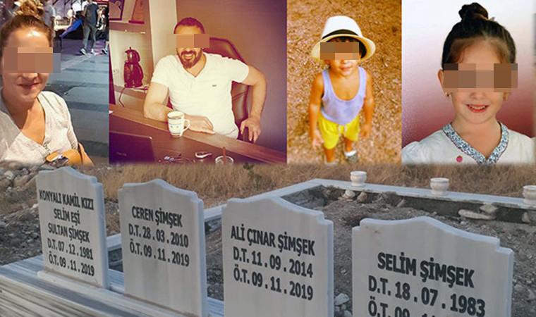 Siyanürle aile boyu ölümde kahreden ayrıntı!