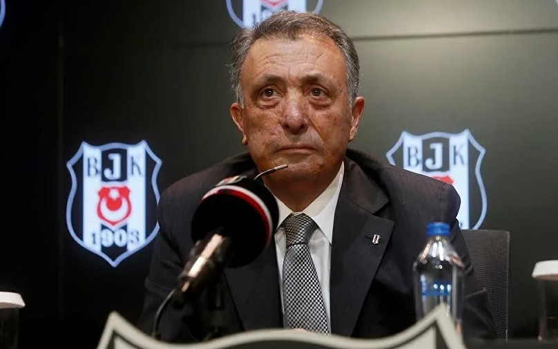 Çebi, Beşiktaş için kendisinin ve annesinin evini ipotek ettirdi
