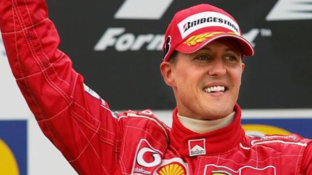 Eski takım arkadaşından Michael Schumacher için olay sözler!