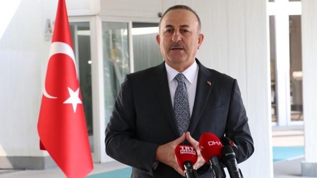 Dışişleri Bakanı Mevlüt Çavuşoğlu, Kanadalı mevkidaşıyla görüştü