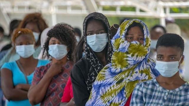Koronavirüs o kıtayı esir aldı! Vaka sayısı 1 milyon 795 bini aştı