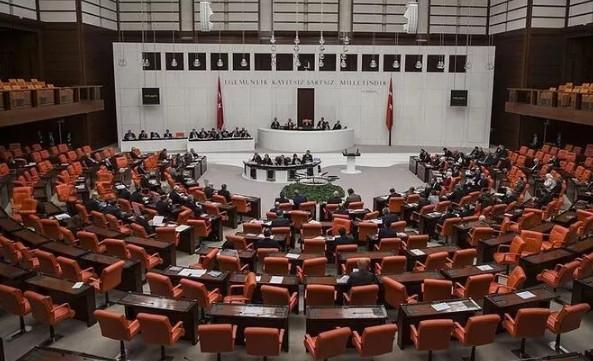 18 milletvekili hakkındaki 22 fezleke Meclis'te