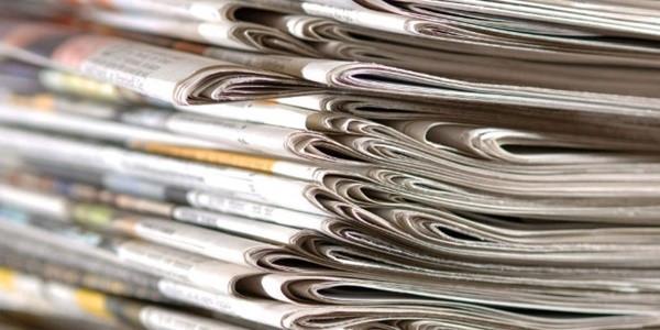 İstifayı yayınlayamayan yandaş medyanın bugünkü manşetleri