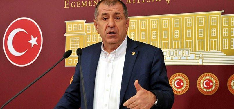 Ümit Özdağ: ''HDP'lilerle masaya oturup Anayasa hazırlamışlar''