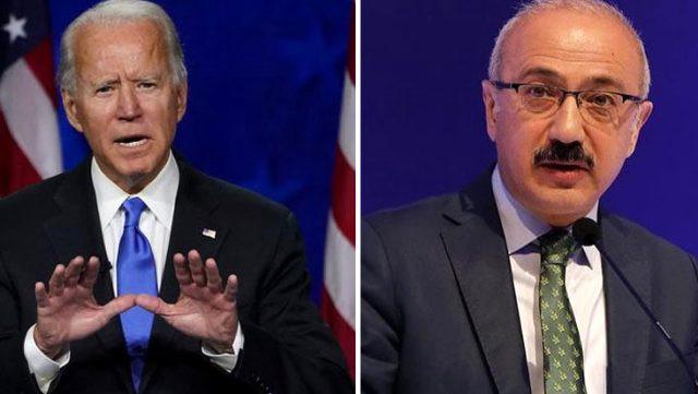 Lütfi Elvan ile Joe Biden'ın dikkat çeken ortak noktası