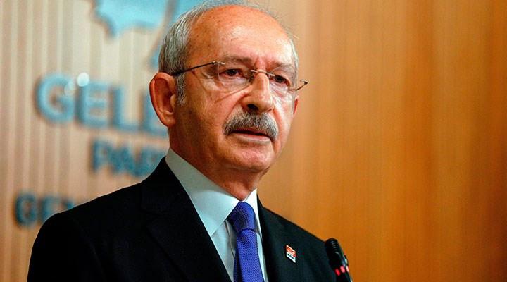 Kılıçdaroğlu: 'Ülkeyi bizden daha iyi yönetecek ikinci bir kadro yok