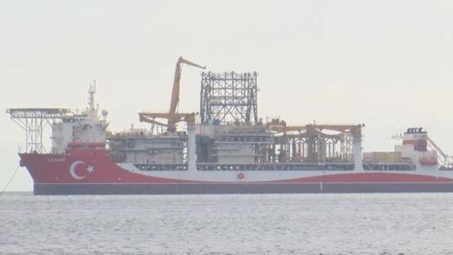 Kanuni Karadeniz'de 2021'in ilk aylarında sondaja başlıyor